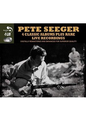 Pete Seeger - Four Classic Albums (Music CD)