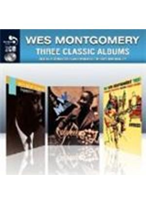 Wes Montgomery - 3 Classic Albums (Music CD)