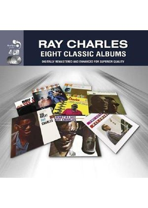 Ray Charles - Eight Classic Albums (Music CD)