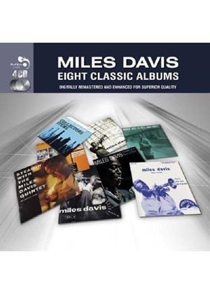 Miles Davis - Eight Classic Albums (Music CD)