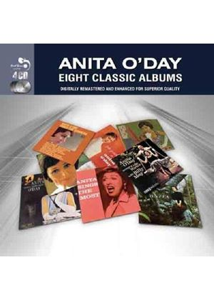 Anita O'Day - Eight Classic Albums (Music CD)