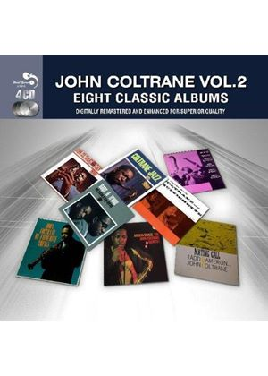 John Coltrane - Eight Classic Albums (Music CD)