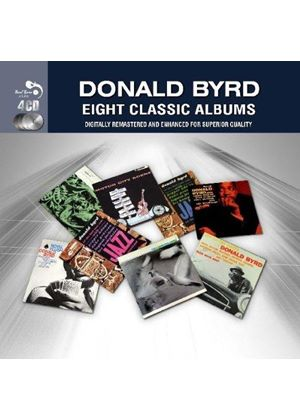Donald Byrd - Eight Classic Albums (Music CD)