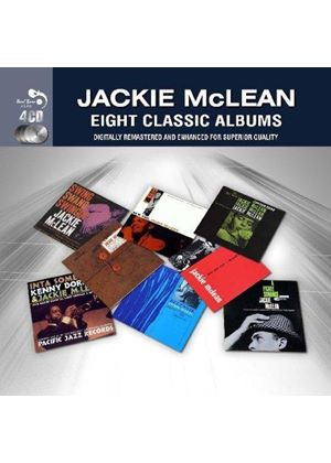 Jackie McLean - Eight Classic Albums (Music CD)