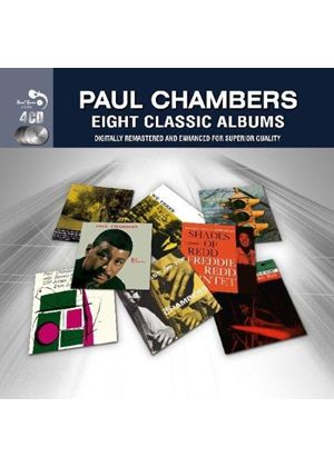 Paul Chambers - Eight Classic Albums (Music CD)
