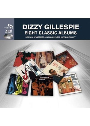 Dizzy Gillespie - Eight Classic Albums (Music CD)