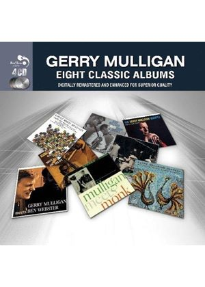 Gerry Mulligan - Eight Classic Albums (Music CD)