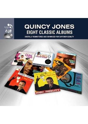 Quincy Jones - 8 Classic Albums (Music CD)