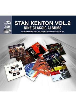 Stan Kenton - Nine Classic Albums., Vol. 2 (Music CD)