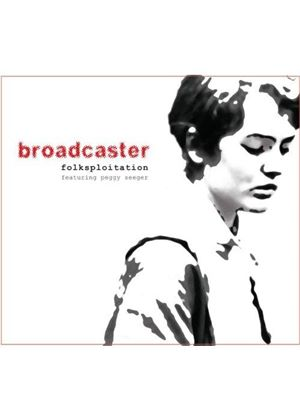 Broadcaster - Folksploitation (Music CD)