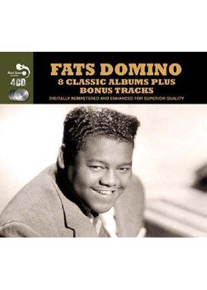 Fats Domino - Eight Classic Albums (Music CD)