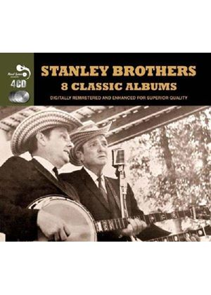 Stanley Brothers (The) - Eight Classic Albums (Music CD)
