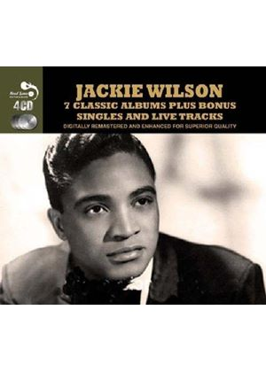 Jackie Wilson - Seven Classic Albums (Music CD)