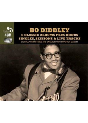 Bo Diddley - Bo Diddley (6 Classic Albums) (Music CD)