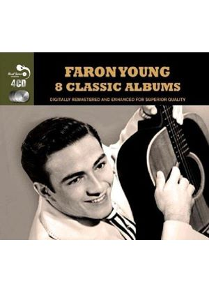 Faron Young - 8 Classic Albums (Music CD)