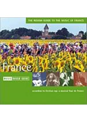 Various Artists - Rough Guide To France (Music CD)