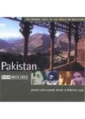 Various Artists - Pakistan - The Rough Guide To Pakistan