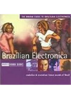 Various Artists - Brazil - The Rough Guide to Brazilian Electronica
