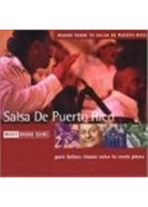Various Artists - Puerto Rico - The Rough Guide To Salsa De Puerto Rico