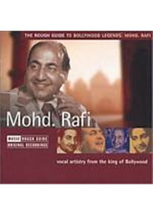 Mohammed Rafi - Rough Guide To Bollywood Legends: Mohammed Rafi (Music CD)