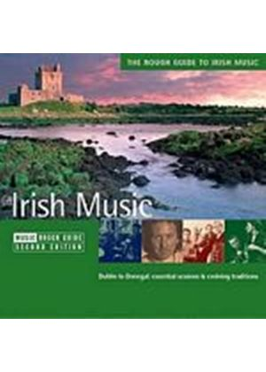 Various Artists - Rough Guide To Irish Music (Second Edition) (Music CD)