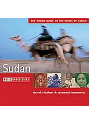 Various Artists - Rough Guide To Sudan (Music CD)