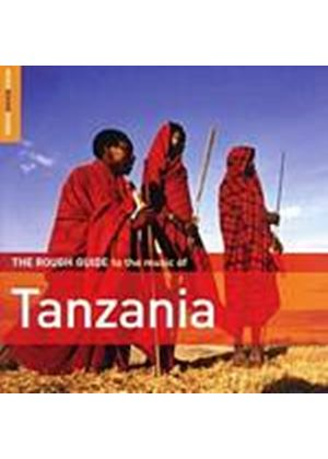 Various Artists - Rough Guide To Tanzania (Music CD)