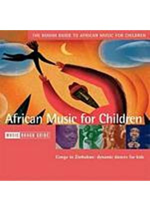 Various Artists - Rough Guide To African Music For Children (Music CD)