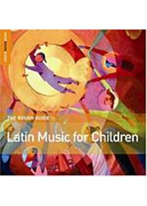 Various Artists - Rough Guide To Latin Music For Children (Music CD)