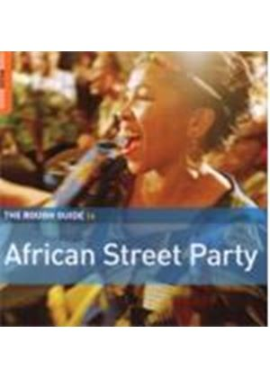 Various Artists - Rough Guide To African Street Party (Music CD)