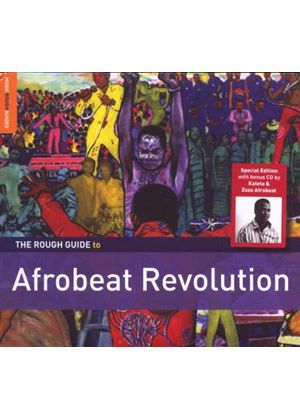 Various Artists - Rough Guide To Afrobeat Revolution, The (Music CD)