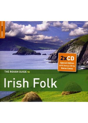 Various Artists - Rough Guide To Irish Folk (Second Edition) (Music CD)