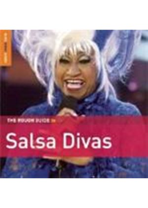 Various Artists - Rough Guide To Salsa Divas, The (Music CD)