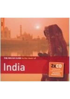 Various Artists - Rough Guide To The Music Of India, The (Music CD)
