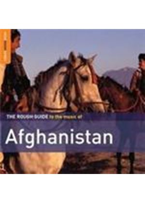Various Artists - Rough Guide To The Music Of Afghanistan, The (Music CD)