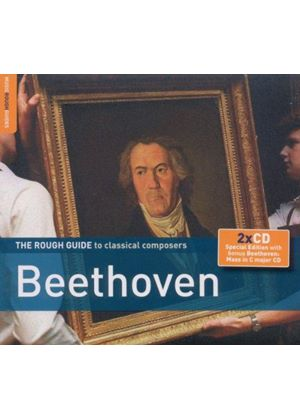 Rough Guide to Classical Composers: Beethoven (Music CD)