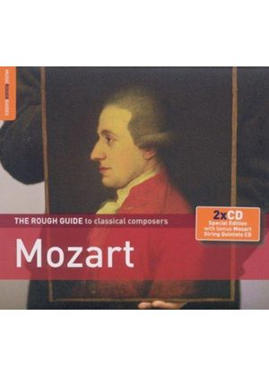 Rough Guide to Classical Composers: Mozart (Music CD)