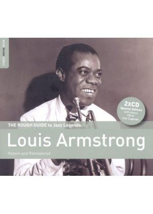 Louis Armstrong - Rough Guide To Louis Armstrong, The (Music CD)