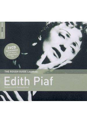 Edith Piaf - Rough Guide to Edith Piaf (Music CD)
