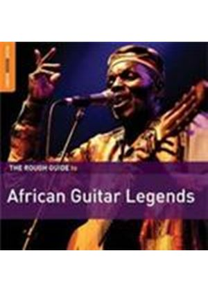 Various Artists - Rough Guide To African Guitar Legends, The (Music CD)
