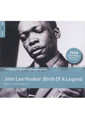 John Lee Hooker - Rough Guide to John Lee Hooker (Music CD)