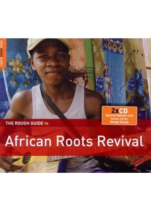 Various Artists - Rough Guide to African Roots Revival (Music CD)