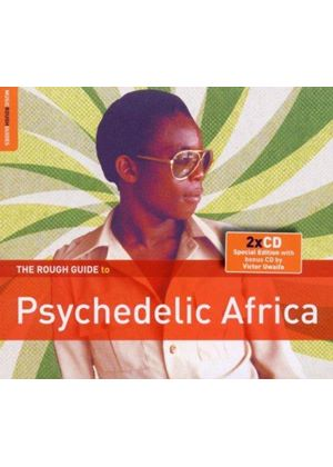 Various Artists - Rough Guide to Psychedelic Africa (Music CD)