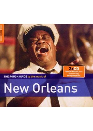 Various Artists - Rough Guide (New Orleans) (Music CD)