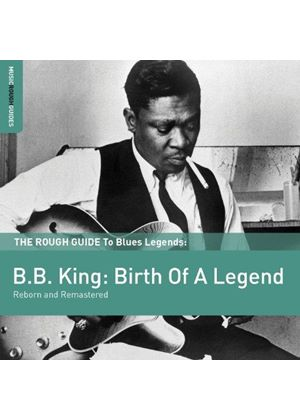 B.B. King - Rough Guide to B.B. King (Music CD)