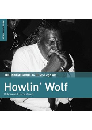Howlin' Wolf - Rough Guide to Howlin' Wolf (Music CD)