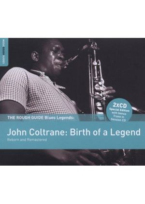 John Coltrane - Rough Guide to John Coltrane (Music CD)