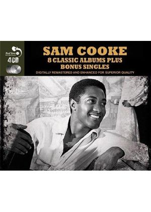 Sam Cooke - Eight Classic Albums (Music CD)
