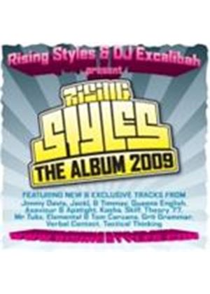 Various Artists - Rising Styles 2009 (Music CD)
