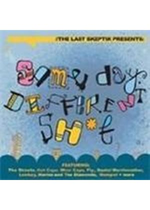 Last Skeptik (The) - Same Day Different Shit (Music CD)